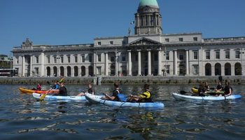 Sporting Activities near The CCD - Dublin City Kayaking