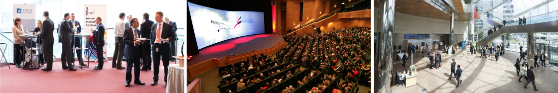 Congresos, El Convention Centre Dublin, El CCD