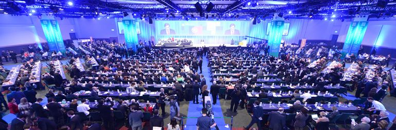 European People's Party 2014 Elections Congress