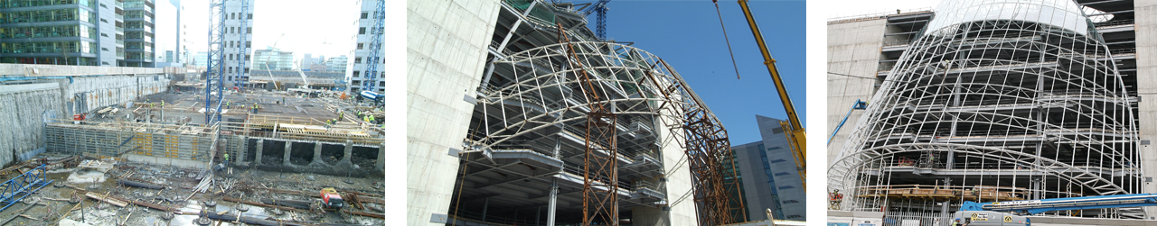 Design and Construction of The CCD