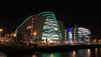 The CCD on St. Patrick's Day