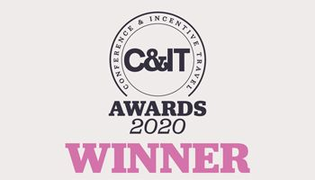The CCD wins Best Venue at The CIT Awards