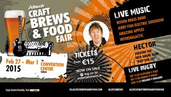 Alltech International Craft Brews and Food Fair