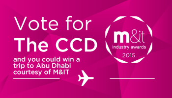Vote for The CCD