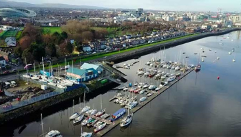 Sporting Activities near The CCD - Poolbeg Yacht Club