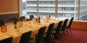 Liffey Meeting Room 4 - Banquet Style