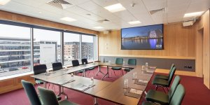 Liffey Meeting Room 5 - Boardroom Style
