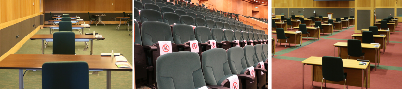 Socially distant event seating options 2