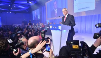 EPP Congress 2014 https://www.flickr.com/photos/eppofficial/