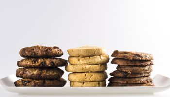 Coffee Break Solutions Menu - Handbaked Cookies