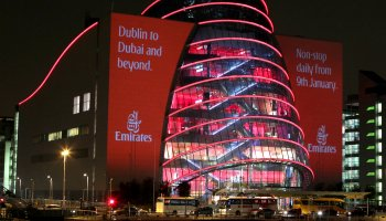 Emirates World Gala Dinner 2011