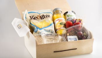 Food on the Move - Picnic Box