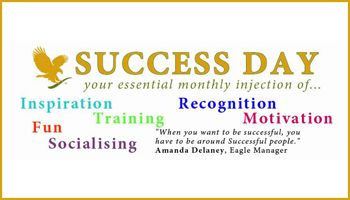 Forever Living Products Ireland Ltd September Success Day