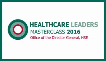 Healthcare Leaders Masterclass 2016