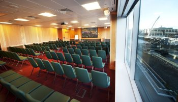 Liffey Meeting Room 2 - Theatre Style