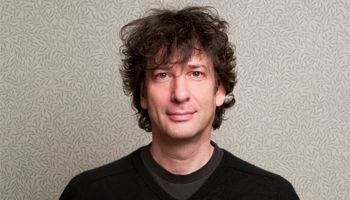 An evening with Neil Gaiman at The CCD