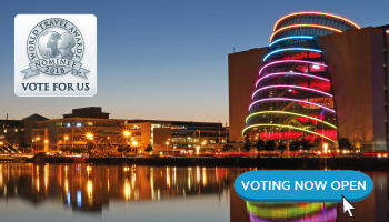 Please vote for The CCD as 'Europe's Leading Meetings & Conference Centre'