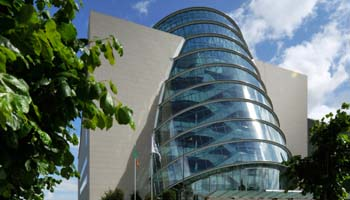 Perché The CCD, The Convention Centre Dublin
