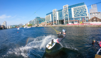 Sporting Activities near The CCD - Wakedock